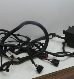 2 of 12 2005 vw touareg 2 5 diesel bac engine bay wiring loom harness fuse box [ 1599 x 899 Pixel ]