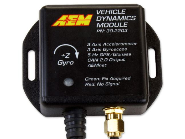 AEM (30-2203): Vehicle Dynamics Module