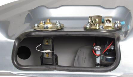 Holley: Sniper EFI Complete Fuel Tanks