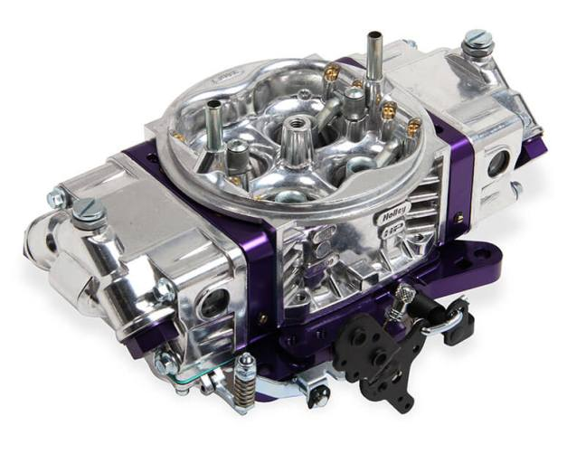 Holley: Aluminum Track Warrior Carburetors