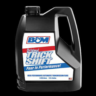 B&M (80260): Trick Shift Automatic Transmission Fluid