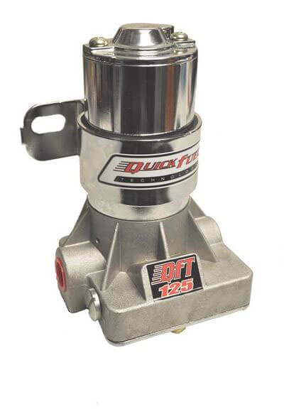 Quick Fuel Technology (30-125-1R): 125 gph Electric Fuel Pump and Regulator