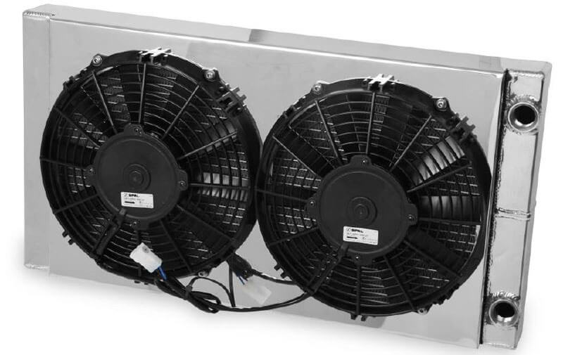 Frostbite: High-Performance Fan/Shroud Packages for