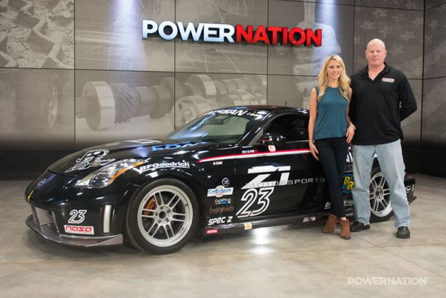 RACE-GAS: Founder Dan Muldowney to Cohost Three Episodes of PowerNation