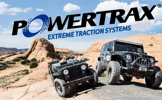 PowerTrax 50 Dollar Rebate on Select Products