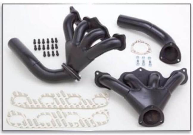 Hedman Hedders: Tight Tubes Street Rod Headers
