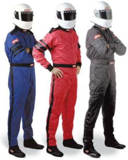RaceQuip SFI-1 Racing Suits Pants Jackets