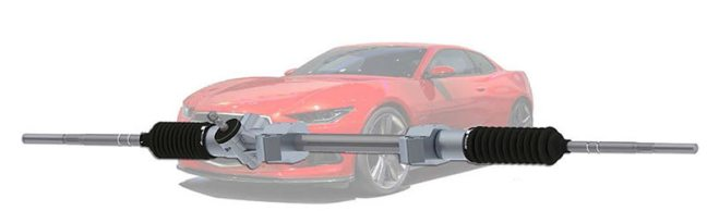 Flaming River Manual Rack and Pinion for 2016 Camaro FR1515CAM