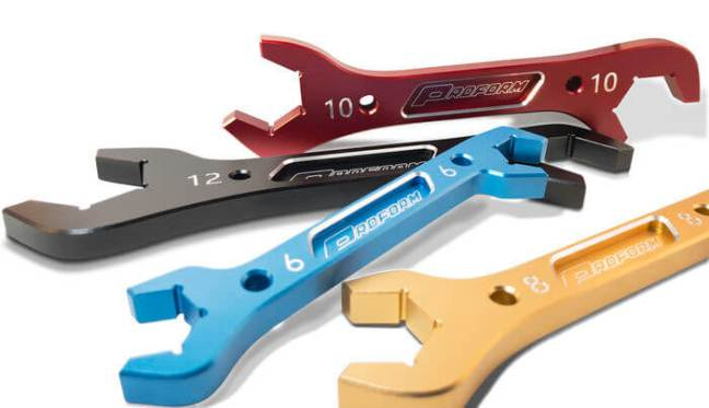 PROFORM Double-End AN Wrench Set 66988
