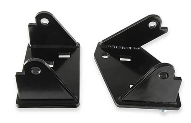 Hooker BlackHeart: LS Swap Engine Brackets for '79-'95 Mustang