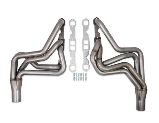 Hooker Street Stock Circle Track Headers for Small-Block Chevy