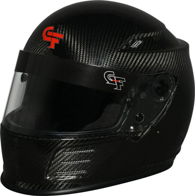 G-FORCE Racing Gear REVO Carbon Full-Face Helmet