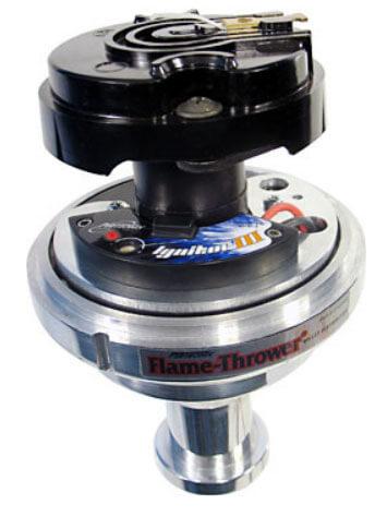 PerTronix: Plug-and-Play Flame-Thrower Billet Distributors