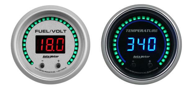 AutoMeter Elite Digital Series Gauges