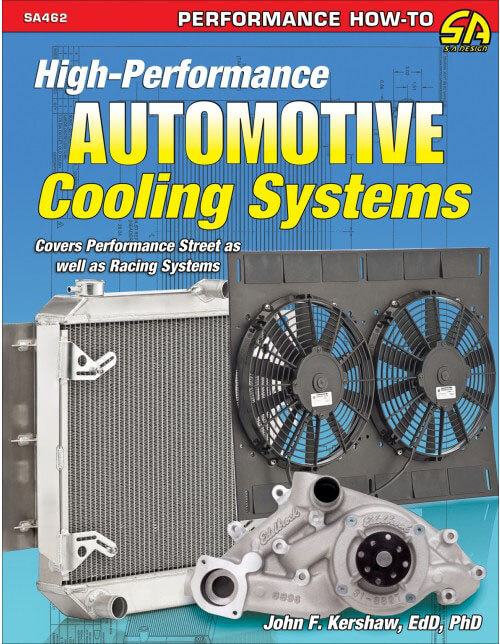 CarTech High-Performance Automotive Cooling Systems SA462