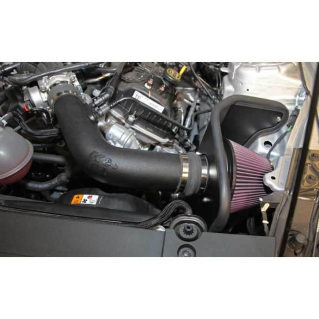 K&N 57 Series Performance Air Intake for Ford Mustang 57-2594