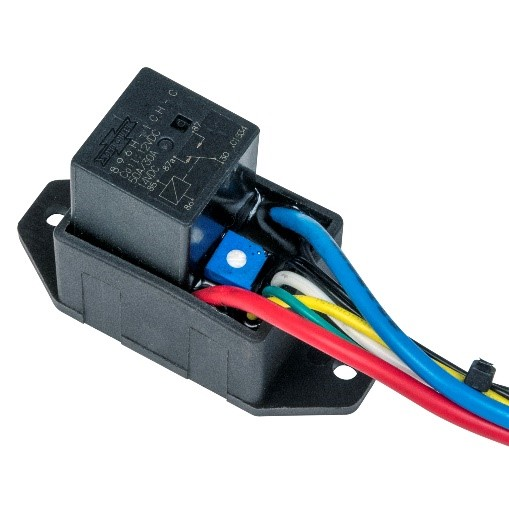 Flex-A-Lite (33094-33095): Compact Adjustable Electric Fan Controller with Relay Kit