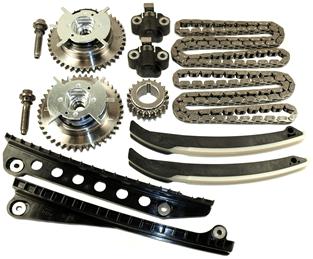 Cloyes (9-0391SBVVT): Variable Valve Timing (VVT) Chain Kit for Ford 4.6L/5.4L