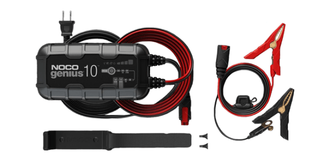 The NOCO Company: NOCO genius®10™ Battery Charger™ + Maintainer