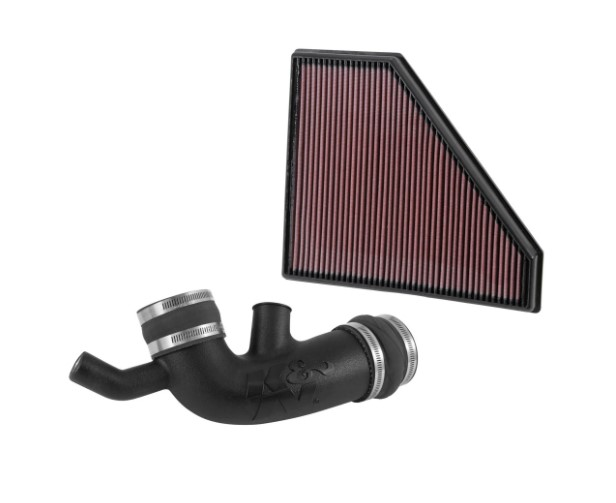 K&N (57-3094): 57 Series FIPK Generation II Air Intake System for Camaro and Cadillac CTS V6 3.6L