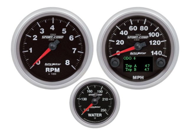 AutoMeter Products FiTech CAN Gauges