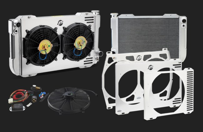 PROFORM 1-2-3 Series Radiator Systems and Components