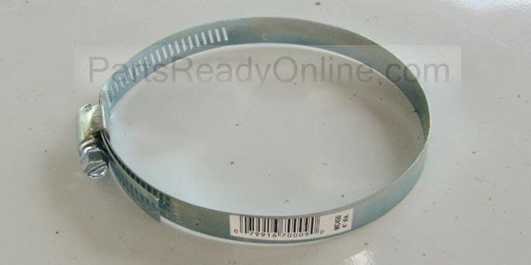 "Whirlpool Dryer Vent Hose Clamp (4""diameter)"
