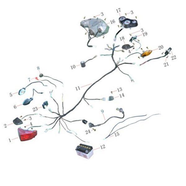 MC-06-150cc » Roketa Parts Online