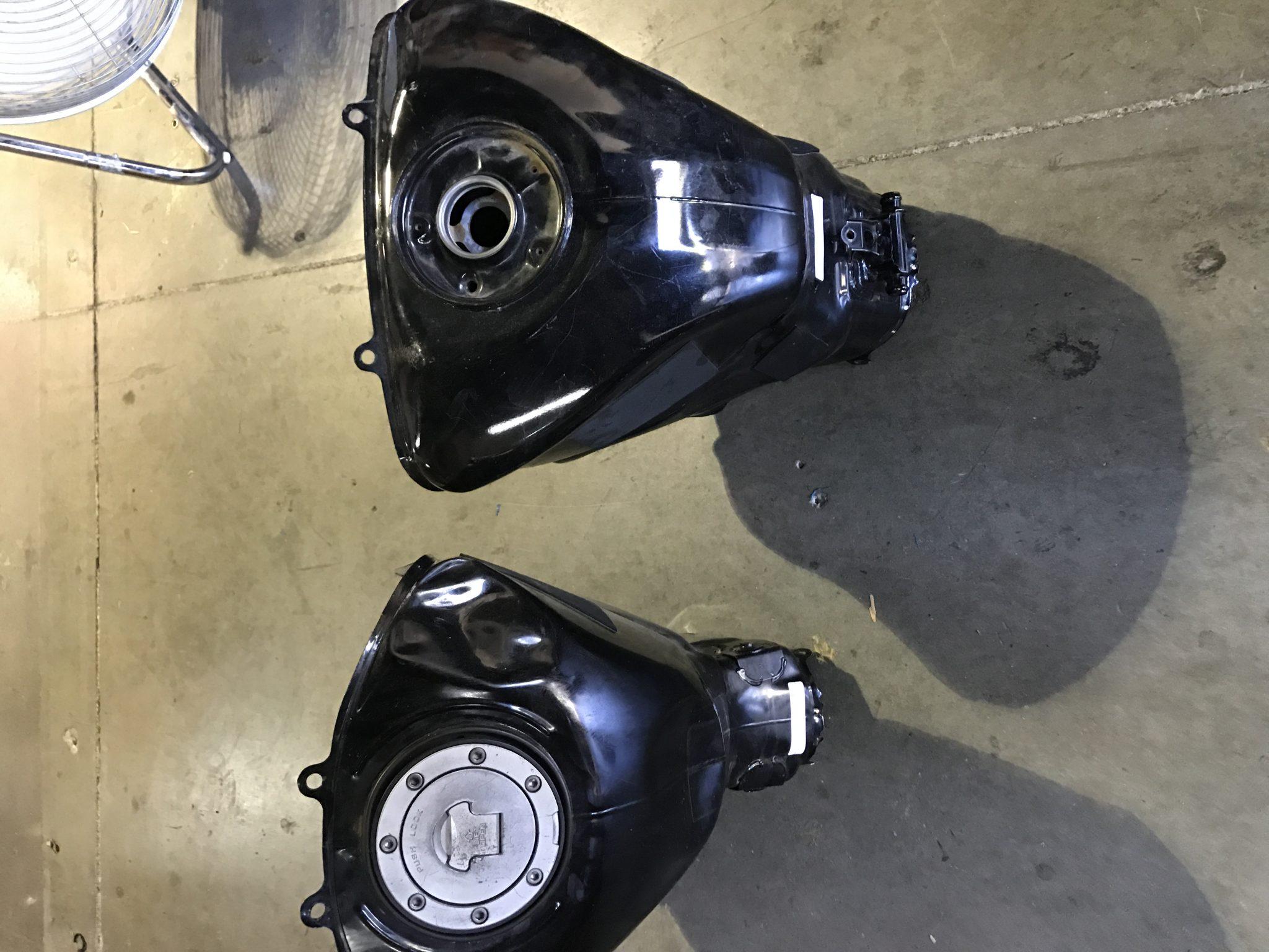 » 03-09 Honda CBR 600/1000 gas tanksParts Thief