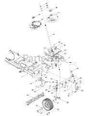 Huskee Lawn Mower Drive Belt Routing Diagram : huskee, mower, drive, routing, diagram, Wiring, Diagram, Husky, Mower
