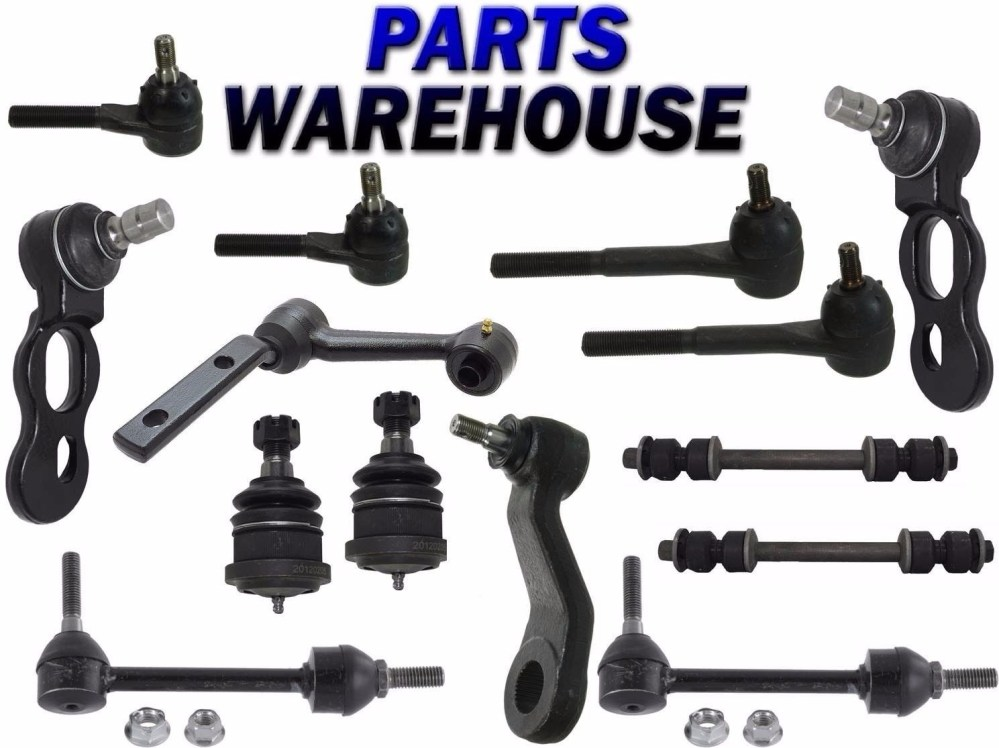 medium resolution of 14 pc kit front suspension for grand marquis town car crown victoria 1991 mercury grand marquis interior 1995 mercury grand marquis front end diagram
