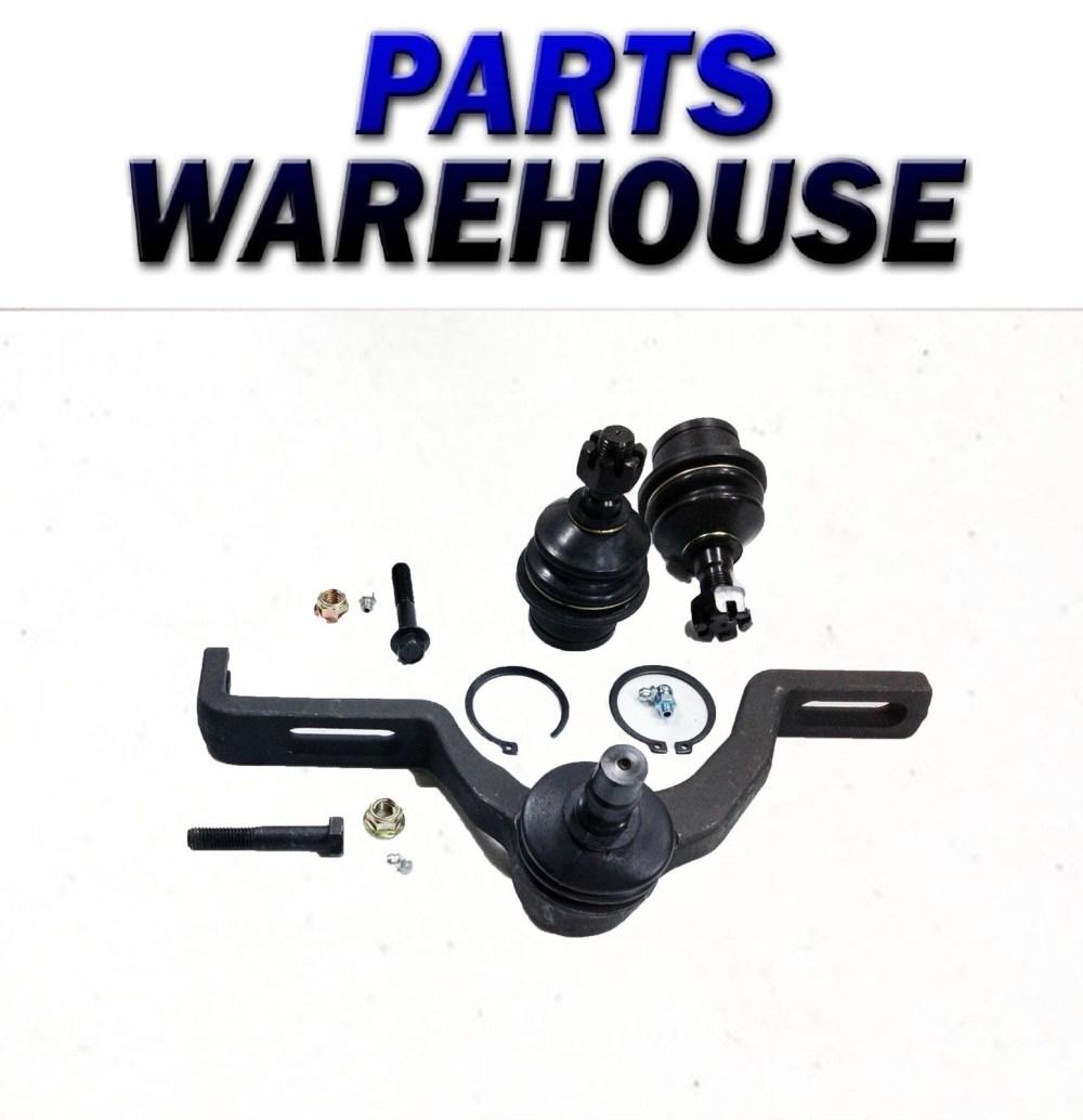 medium resolution of 2 lower ball joints 1 upper control arm ford explorer ranger 1 year warranty
