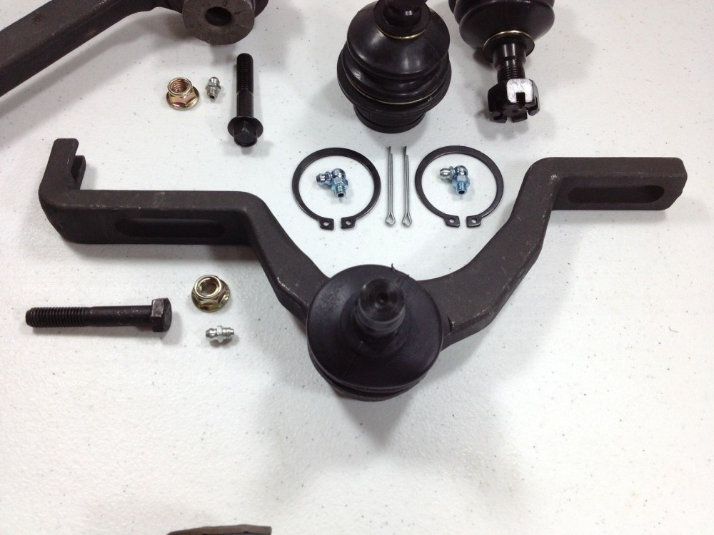 medium resolution of 2 lower ball joints 2 upper control ford explorer ranger 1 year warranty loading