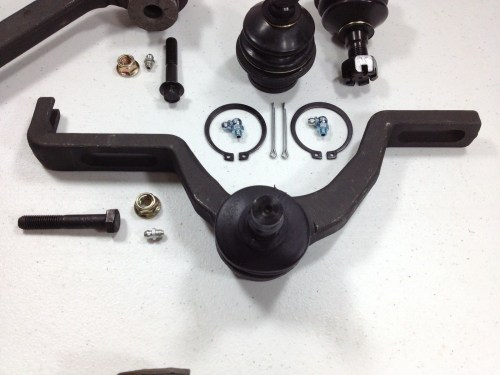 small resolution of 2 lower ball joints 2 upper control ford explorer ranger 1 year warranty loading