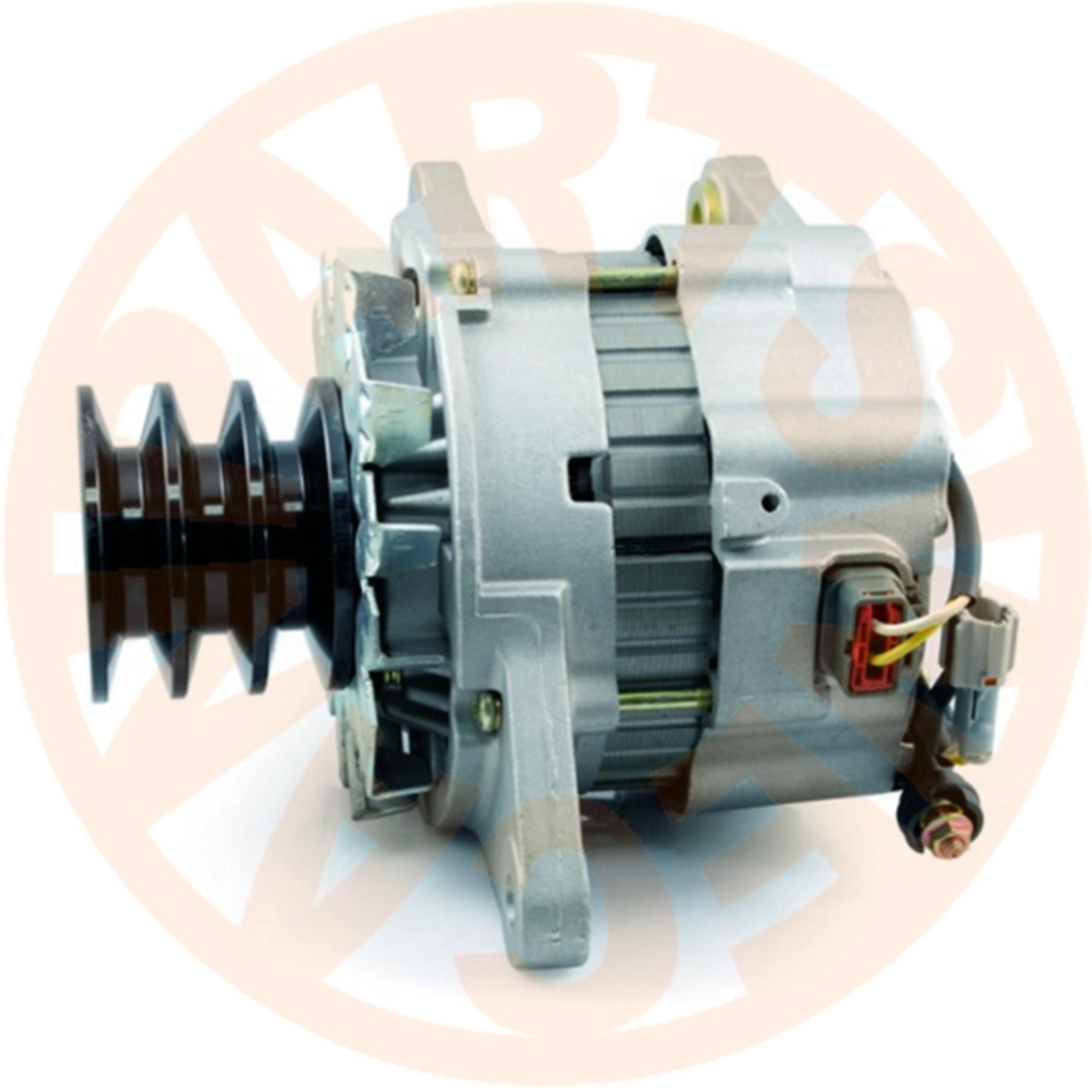 alternator isuzu 6hk1 engine hitachi zax330 ex330 excavator parts alternator isuzu 6hk1 engine hitachi zax330 ex330 excavator parts 1 81200 471 0 1 81100 414 1