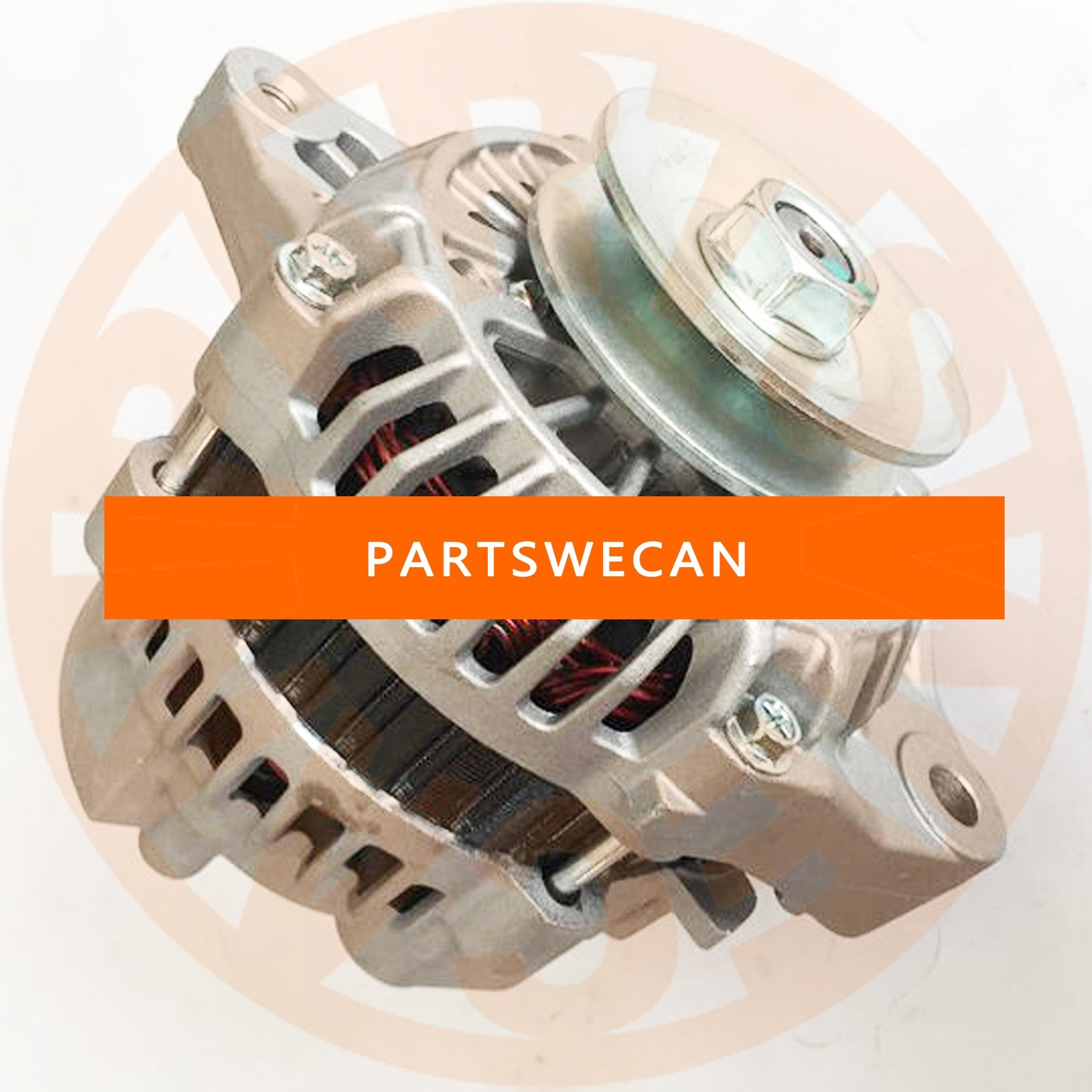 Alternator Kubota V3600 Engine Aftermarket Parts 6bb1 Isuzu Diagram