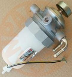 details about fuel filter assy isuzu 4jb1 engine pickup truck aftermarket parts 5 13200220 9 [ 1800 x 1800 Pixel ]