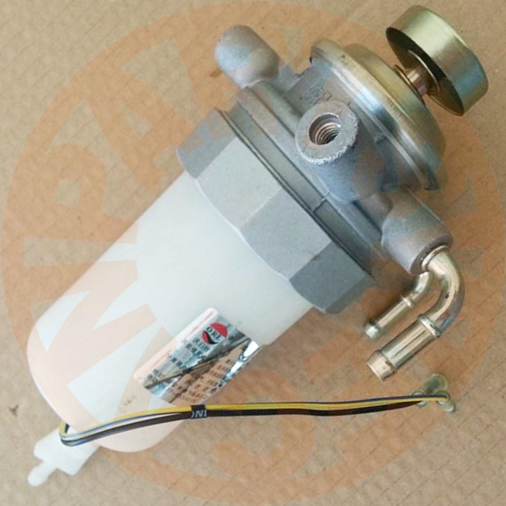 medium resolution of details about fuel filter assy isuzu 4jb1 engine pickup truck aftermarket parts 5 13200220 9