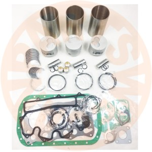 ISUZU ENGINE 3LB1 3LC1 FULL GASKET KIT EK00-199-0024A WITH HEAD