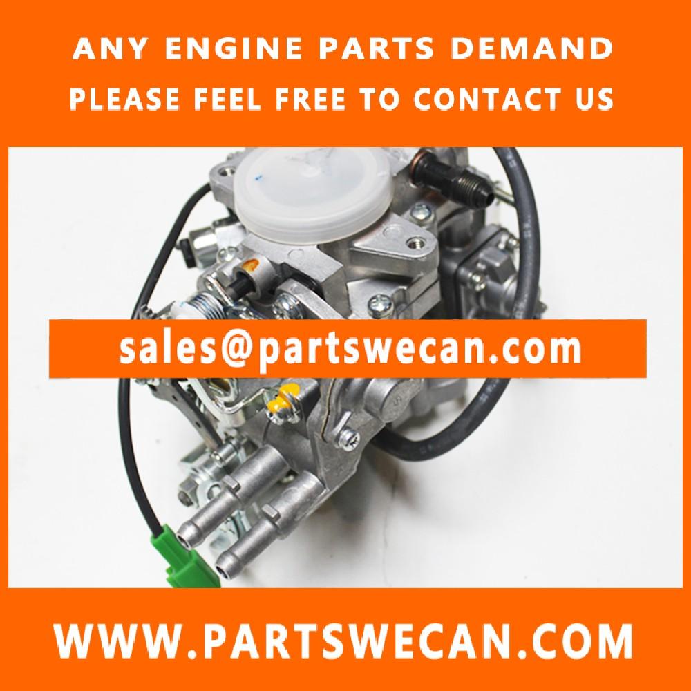 Carburetor Toyota 4y Engine Forklift Aftermarket Part 21100 78150 71 Engine Parts Online Store