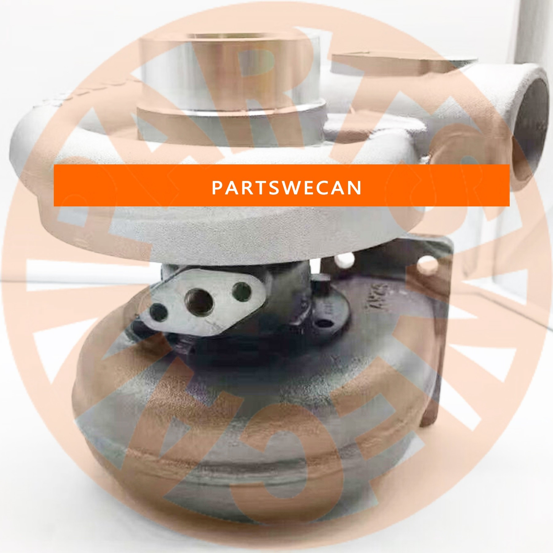 TURBOCHARGER DAEWOO DB58 ENGINE DH220-7 EXCAVATOR AFTERMARKET PARTS