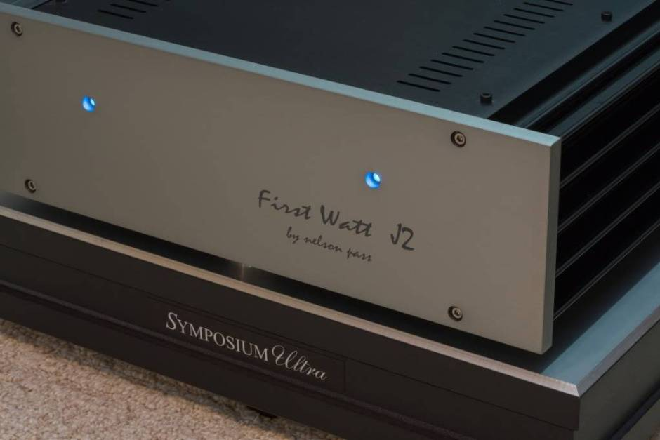Review: First Watt J2 Amplifier | Part-Time Audiophile