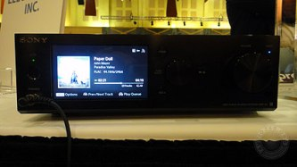 Sony HAP-S1 Hi-Res Music Player (500G, $999)