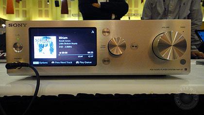 HAP-S1 Hi-Res Music Player (1TB, $1,999)