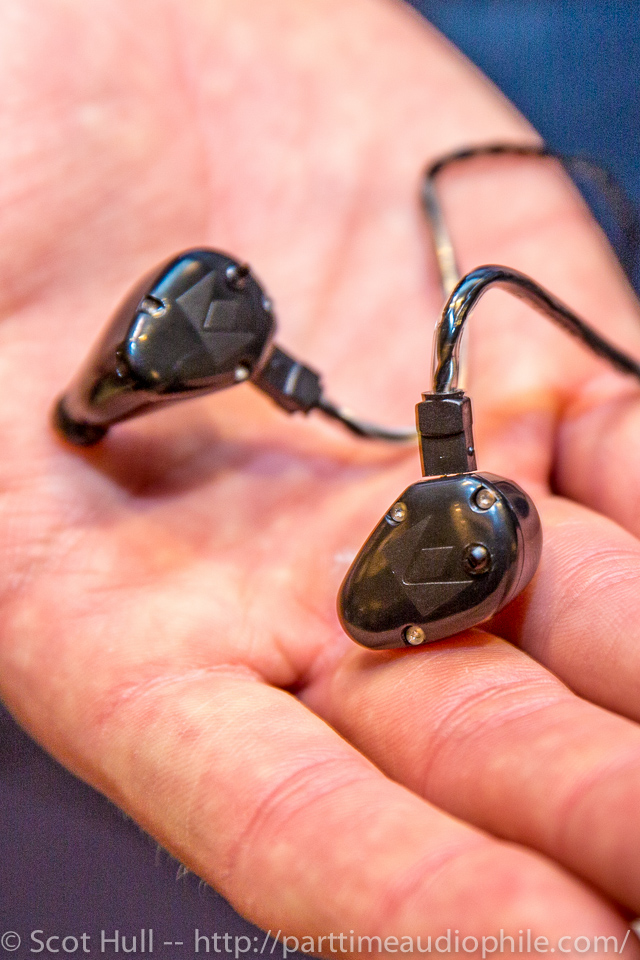 Noble Audio's new PR in-ear monitors