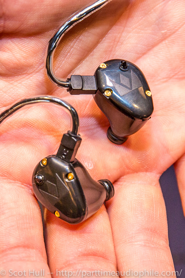 Noble Audio's new FR in-ear monitors