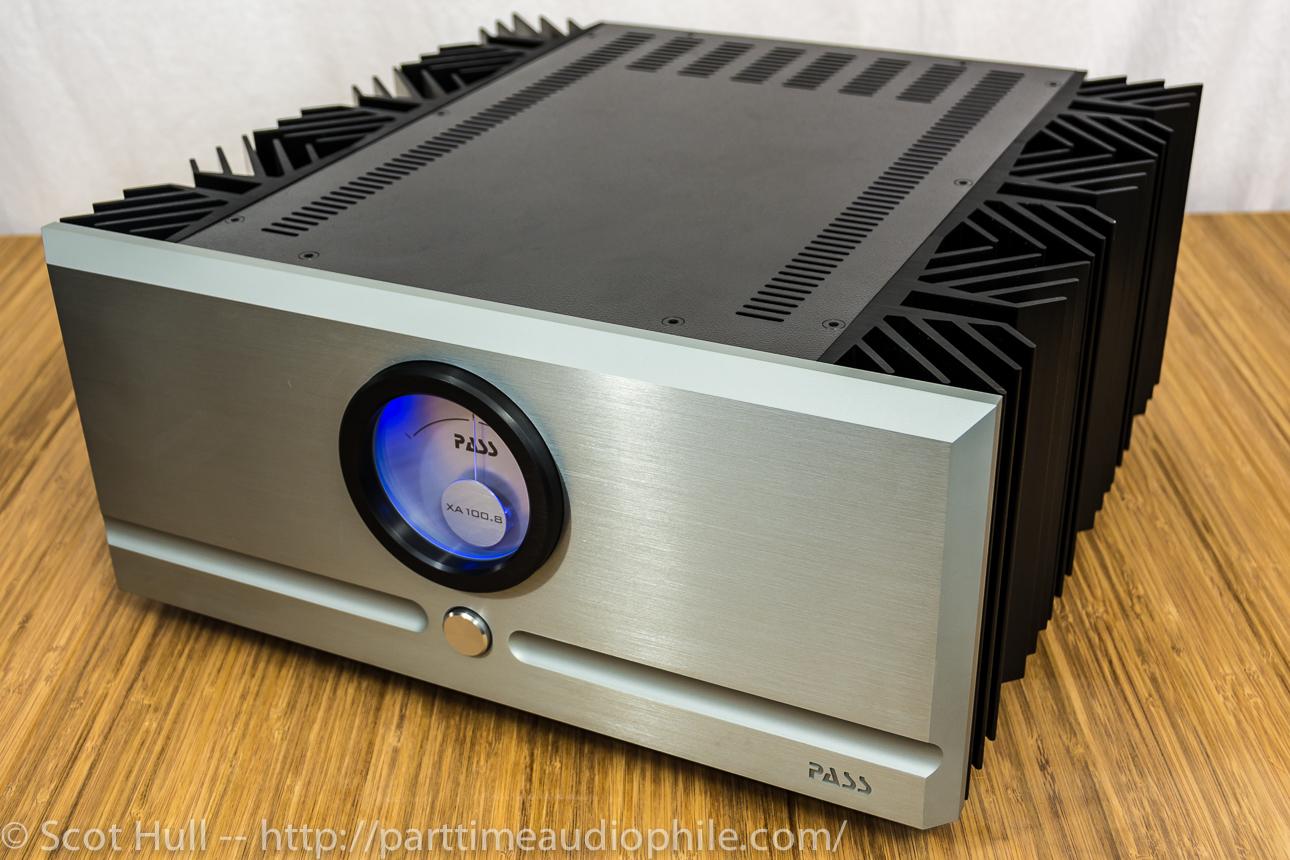 Review: Pass Laboratories XA100 8 mono block amplifiers | Part-Time