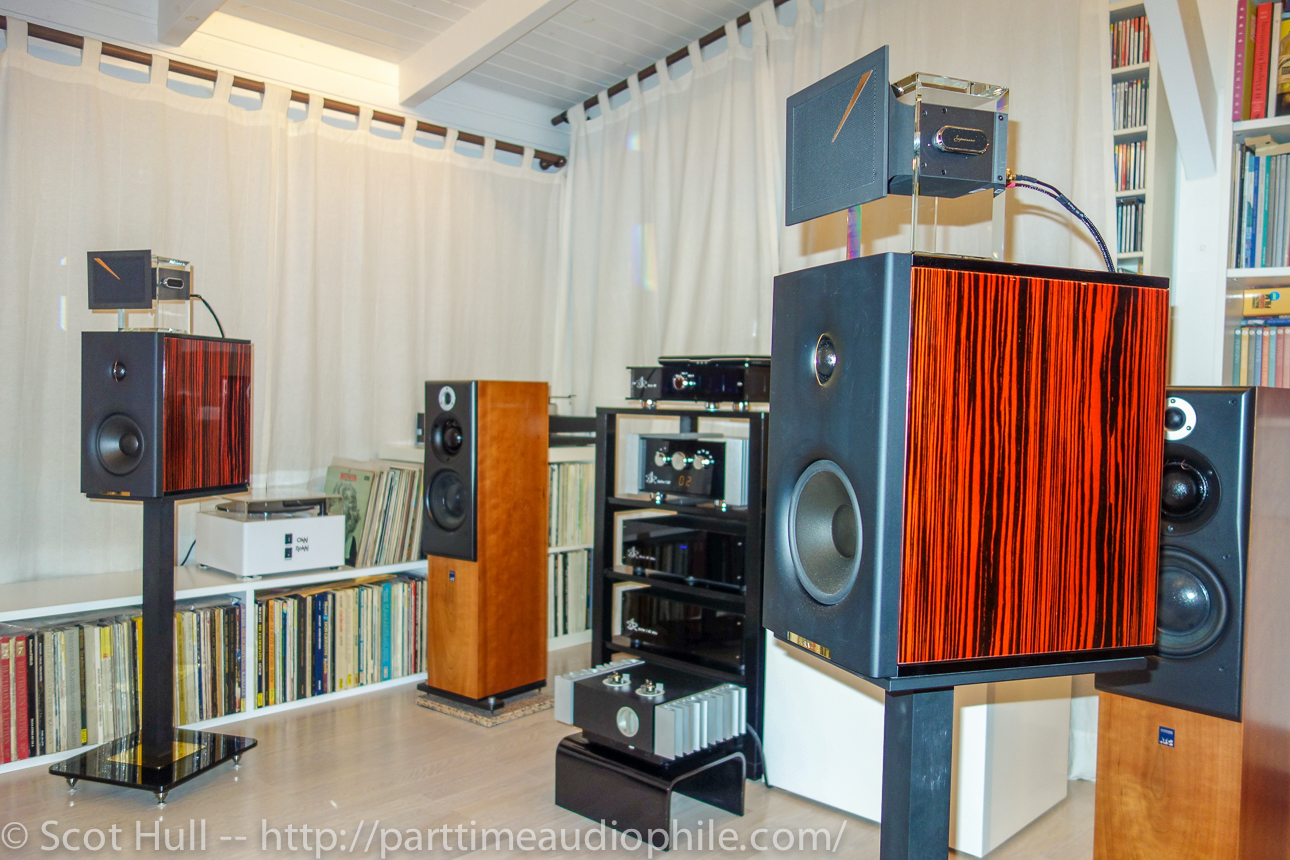 Review: ENIGMAcoustics M1 Mythology speaker and Sopranino