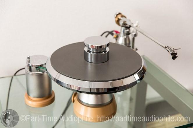 Klimo TAFELRUNDE Turntable (single arm)