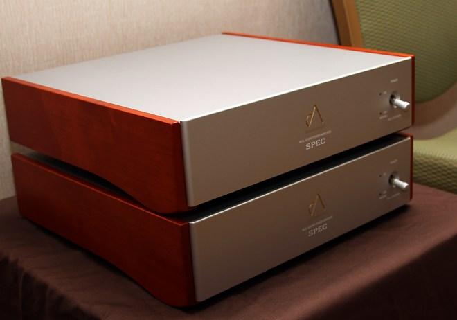 RPA-W7EX power amplifiers